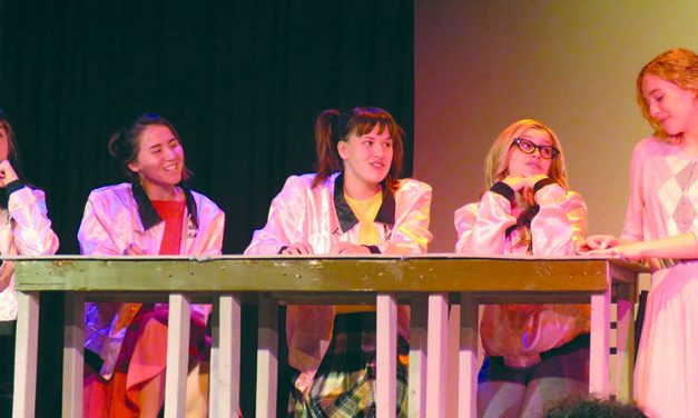 Grease is still the word  at Maple Valley High School