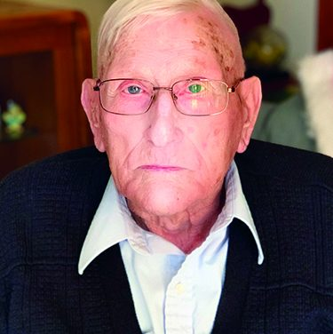 WWII vet Clyde Ray celebrated 100 years on Veterans Day