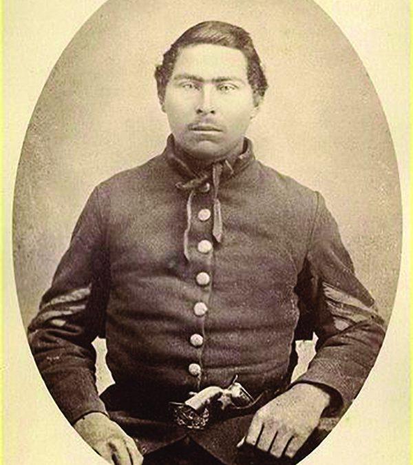 Seminar to cover Native Americans in the Civil War