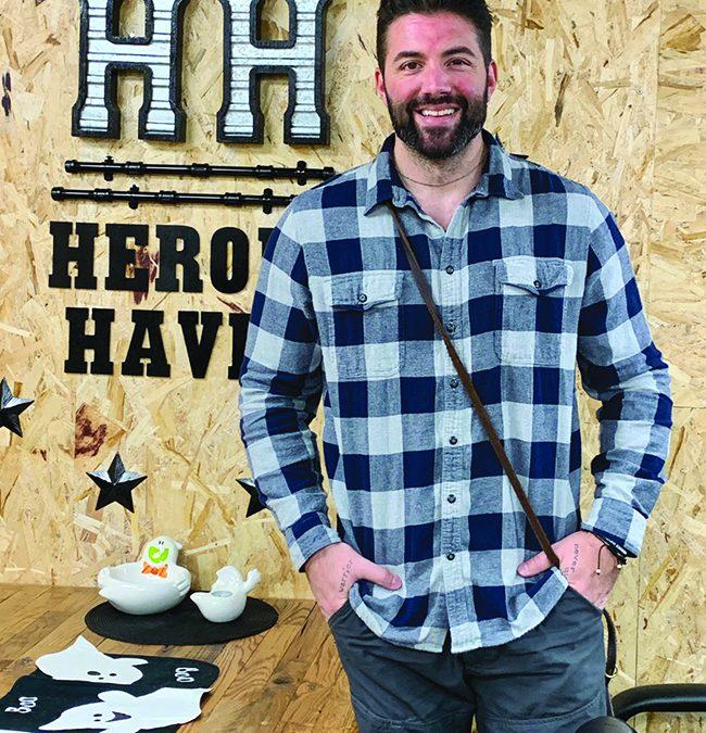 MI Heroes Haven in ER serves first responders and veterans