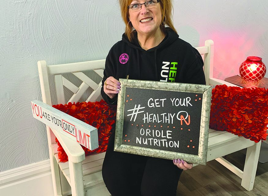 Oriole Nutrition offers healthy alternatives