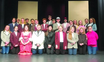 'Sherlock' on stage at ER High School