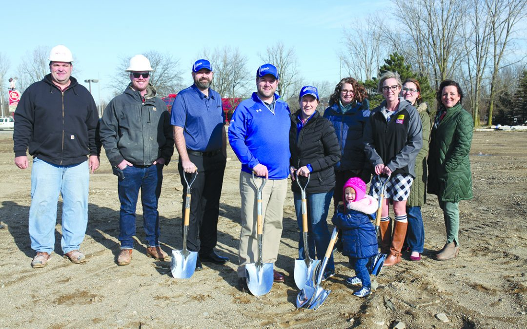 Culver's breaks ground in Charlotte