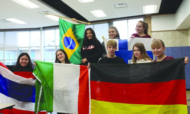 Maple Valley exchange students create positive impact