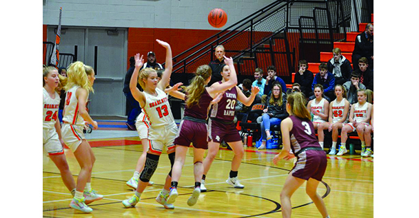 Lady Greyhounds take down rival Charlotte