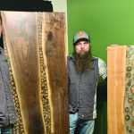 Eaton Rapids artists create unique furniture