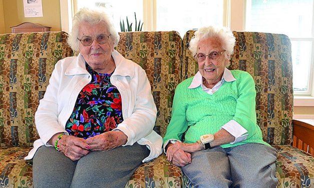 Local women share 100-year milestone