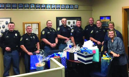 Community members eager to support local law enforcement