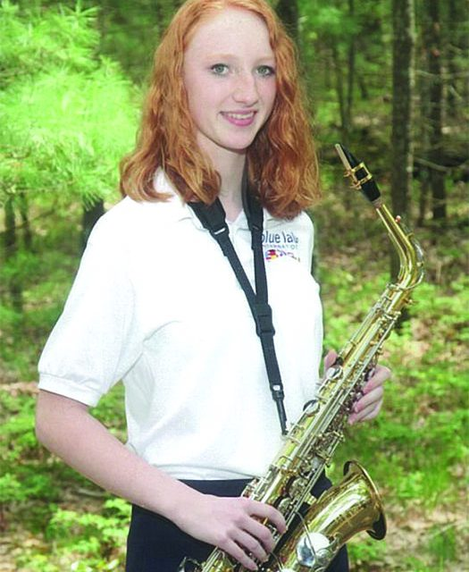 Charlotte teen seizes chance to play music abroad