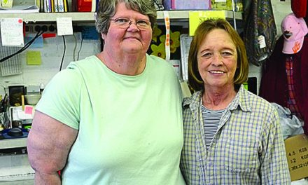 Charlotte volunteer recognized for 20 years of outstanding service