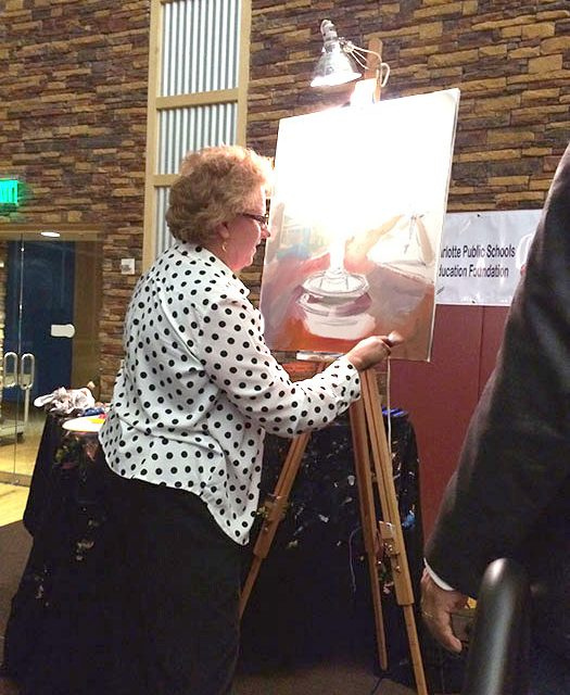 Oktoberfest and Art Sale raises money for CPS Education Foundation