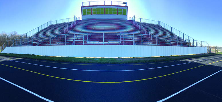 Potterville Schools putting finishing touches on $1.3 million athletic facility
