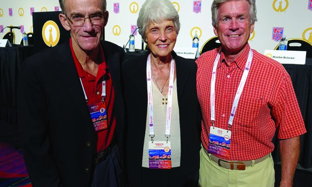 Ken Beardslee inducted into  National High School Hall of Fame
