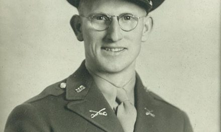 Service only a small part of  World War II veteran's story