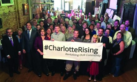 How high can Charlotte rise?  The answer lies within you