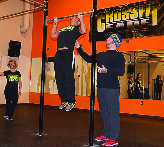 McGill's Crossfit program designed to allow problems to fade away