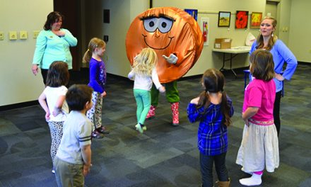 Eaton Federal Savings Bank joins 'Teach Children To Save' campaign