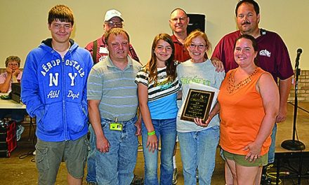 Granger recognized for commitment to youth of 4-H