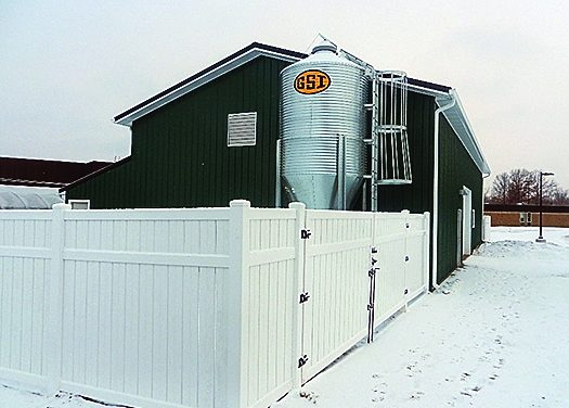 Olivet FFA program to  unveil new barn January 27