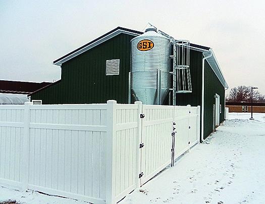 Olivet FFA program to  unveil new barn January 27