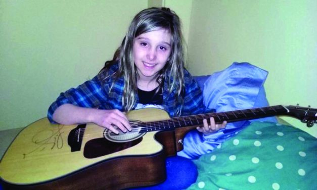 Bone marrow transplant  to help Layla Sands be a kid