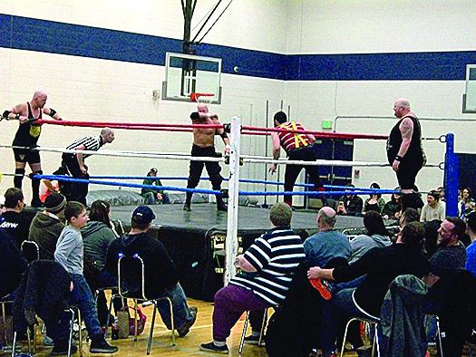 Alumni Association reaps rewards of Maple Valley Mayhem