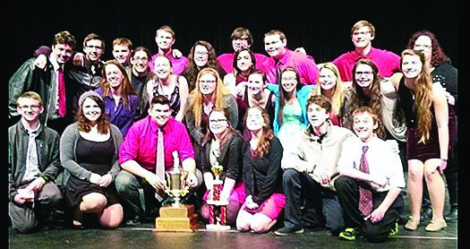 Olivet High School captures MIFA Division III State title