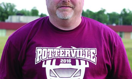 New coach takes to the field  at Potterville High School