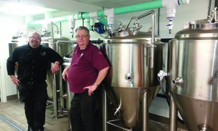 Charlotte Brewing Company open for business