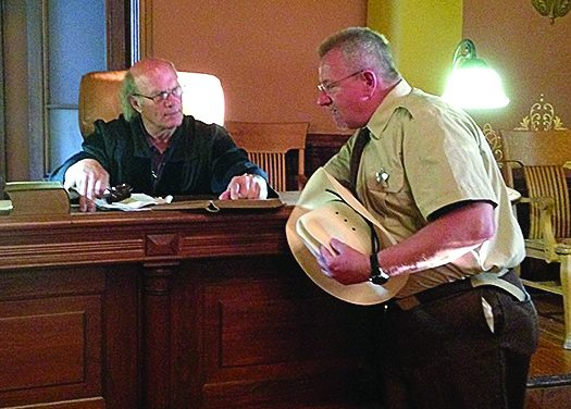 Historic courtroom adds to allure of Andromeda's To Kill a Mockingbird