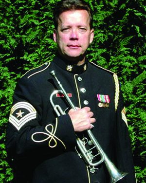 Charlotte bands to host world-renowned U.S. Army bugler