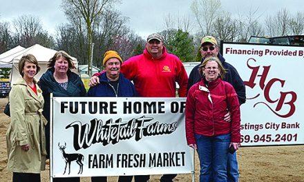Saltzman realizes 20-year dream with creation of Whitetail Farms Farm Fresh Market