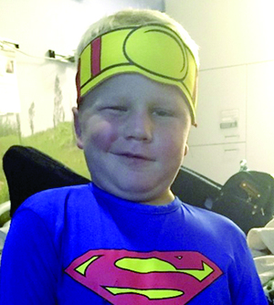 Zayne Warren keeps fighting after tumors, surgeries, and strokes