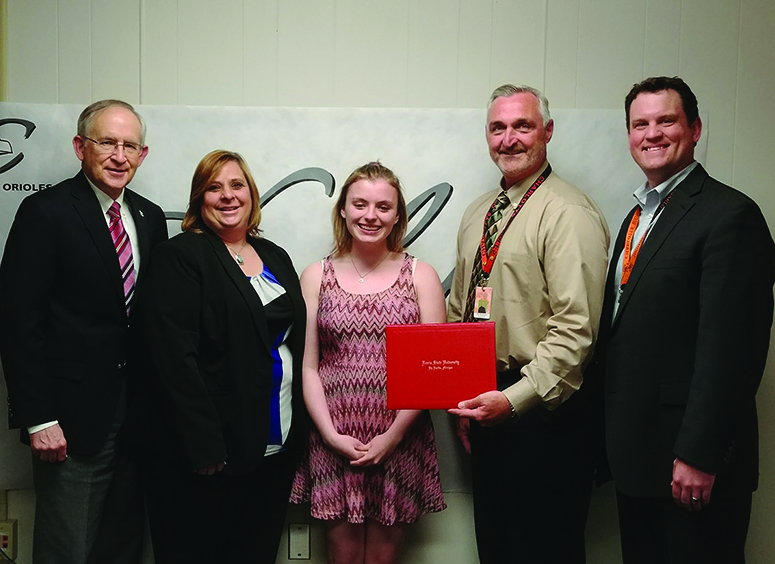 CHS partnership with Ferris State aids students with new scholarship