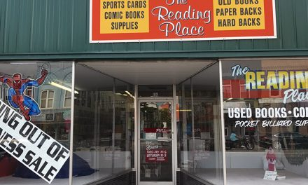 The Reading Place closes its doors after 39 years