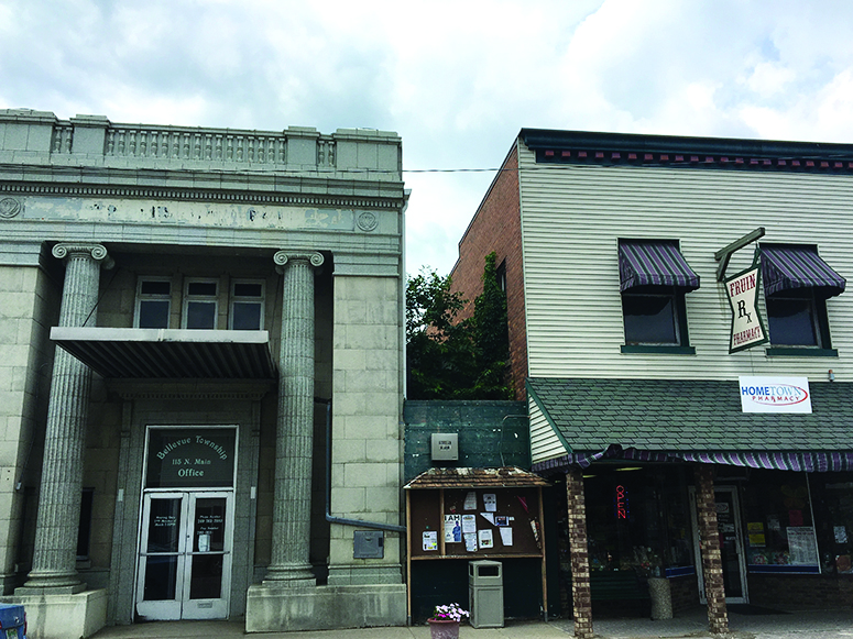 Former Bellevue Township building to be purchased by Fruin Pharmacy
