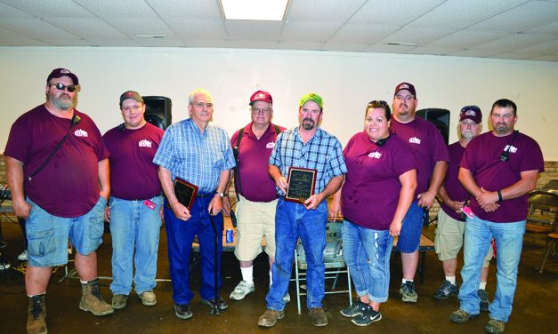 Simpson, Harris receive Eaton Count Fair's Emerald Award