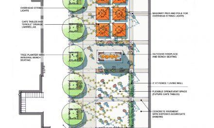 Pocket Park design phase nearing completion