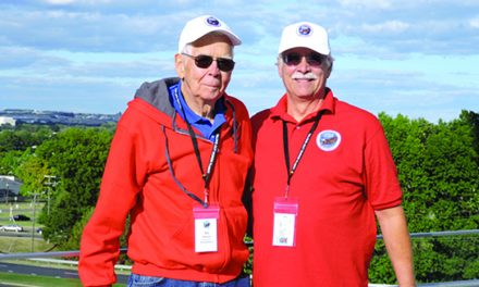 Local veteran participates in Washington DC honor flight
