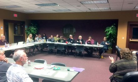 Place making meeting  sparks Eaton Rapids' creativity