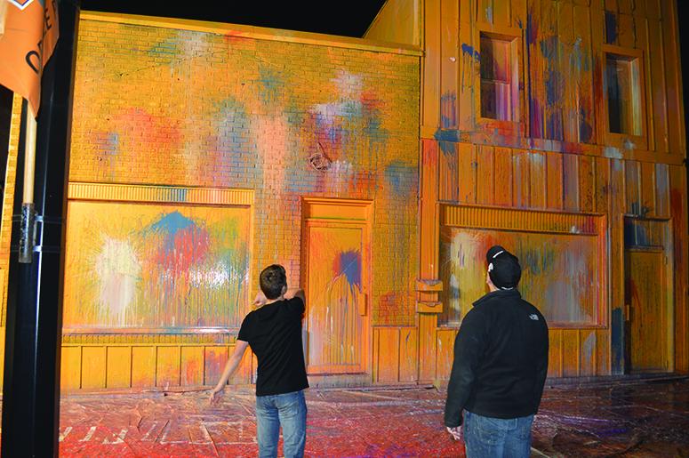 Outdoor demolition of 'The Piece' begins Monday, Nov. 27