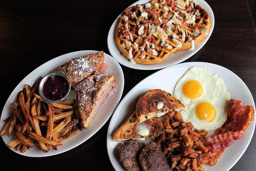 The Dolson brunch brings unique dining experience to downtown Charlotte
