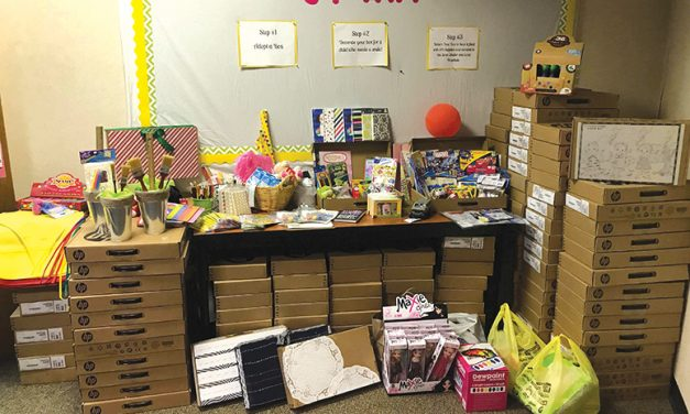 START to bring art boxes  to SIREN Shelter children