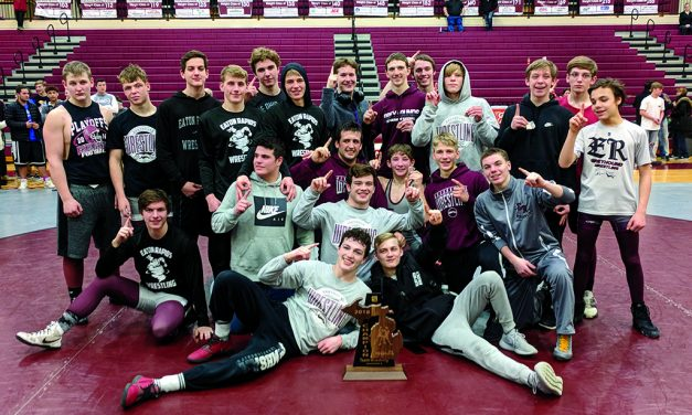Eaton Rapids wrestlers ready for state tournament after exceptional season