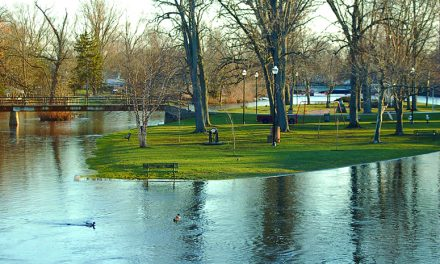 The Island City sees highest river levels of the last 40 years