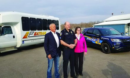 Eaton County does trial run with propane vehicles