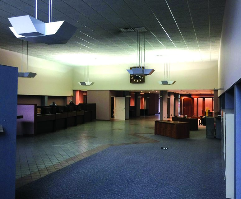 Renovations underway on new Ameriprise Financial offices