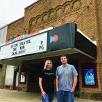 Dream becomes reality for  new Eaton Theatre owner
