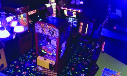 Retro Arcade opens inside Eaton Theatre