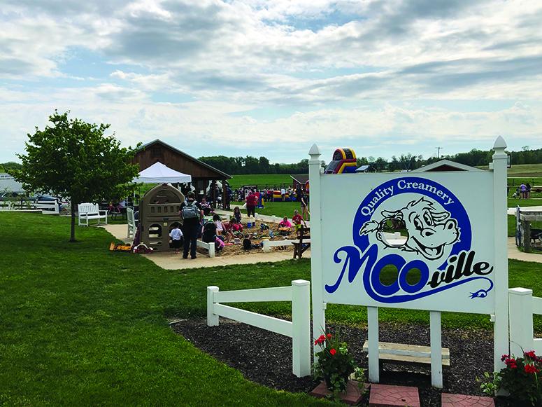 MOOville celebrates 14 years